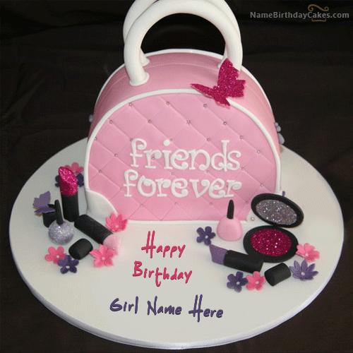 11 Photos of Girls Birthday Cakes No Names