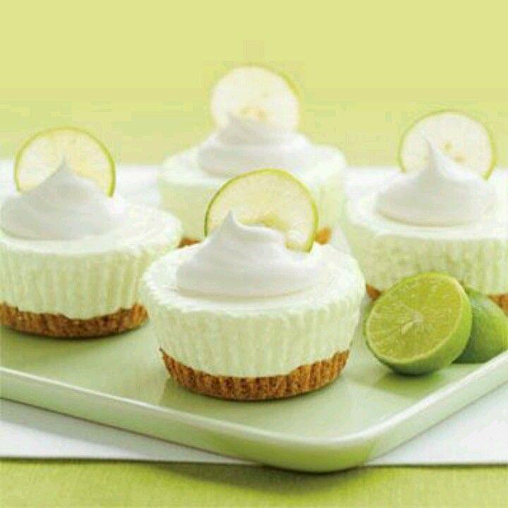 10 Photos of Key Lime Mini Cheese Cakes