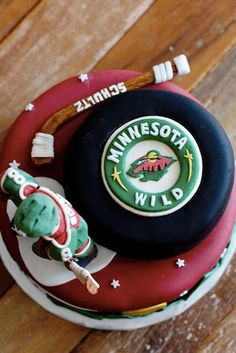 Super 9 Chocolate Birthday Cakes Minnesota Wild Photo Minnesota Wild Funny Birthday Cards Online Elaedamsfinfo