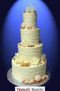 6 Photos of New Hampshire NH Wedding Cakes