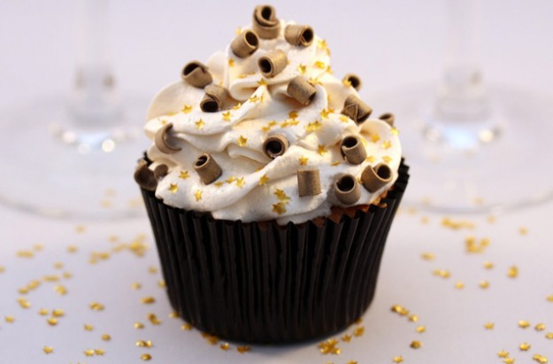 New Year Cupcake Recipes