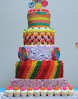 Cool 9 Worlds 10 Greatest Cakes Photo Worlds Best Birthday Cake Funny Birthday Cards Online Barepcheapnameinfo
