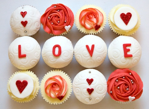 Tumblr Valentine's Day Cupcakes