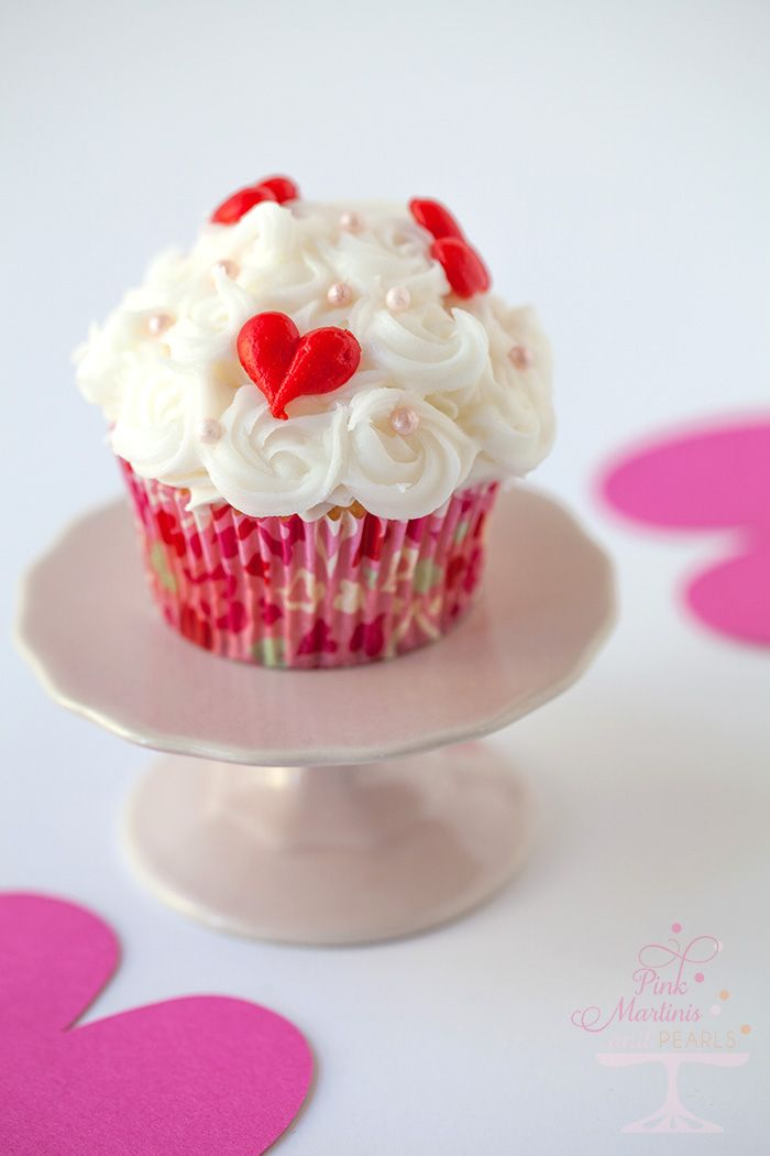 Valentine's Day Cupcake Decorations