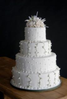 Wilton Wedding Cakes Designs