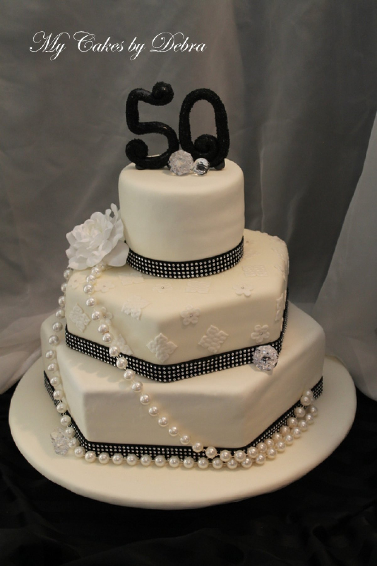 50th Birthday Cake Ideas for Women