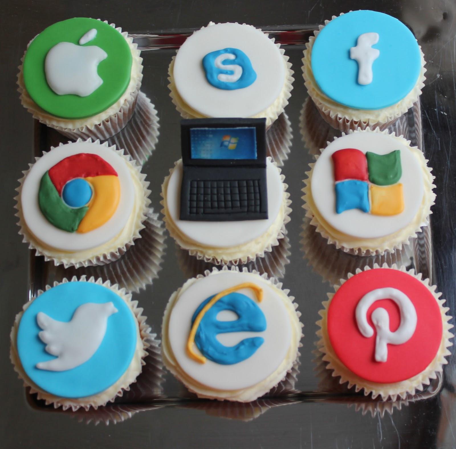 Computer Themed Cake Ideas