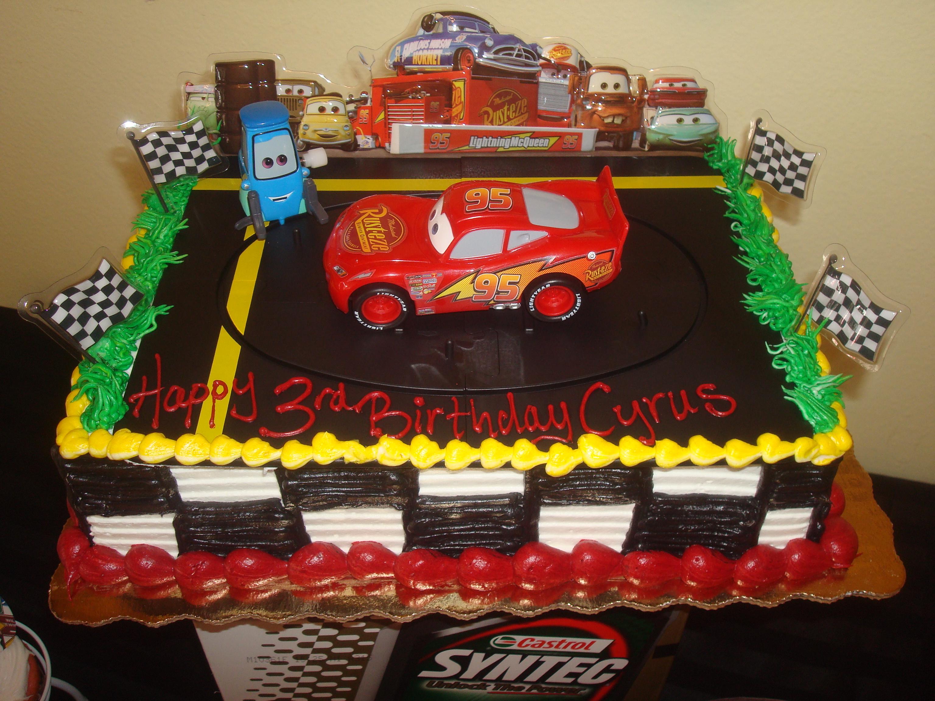 Construction Birthday Cake Publix
