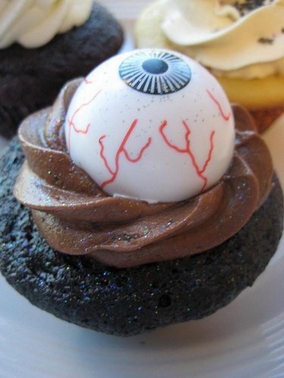 Cool Halloween Cupcake Ideas