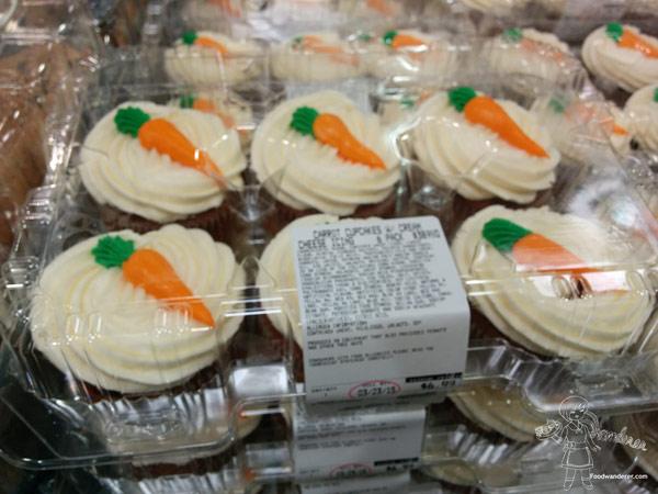 Costco Carrot Cake Cupcakes