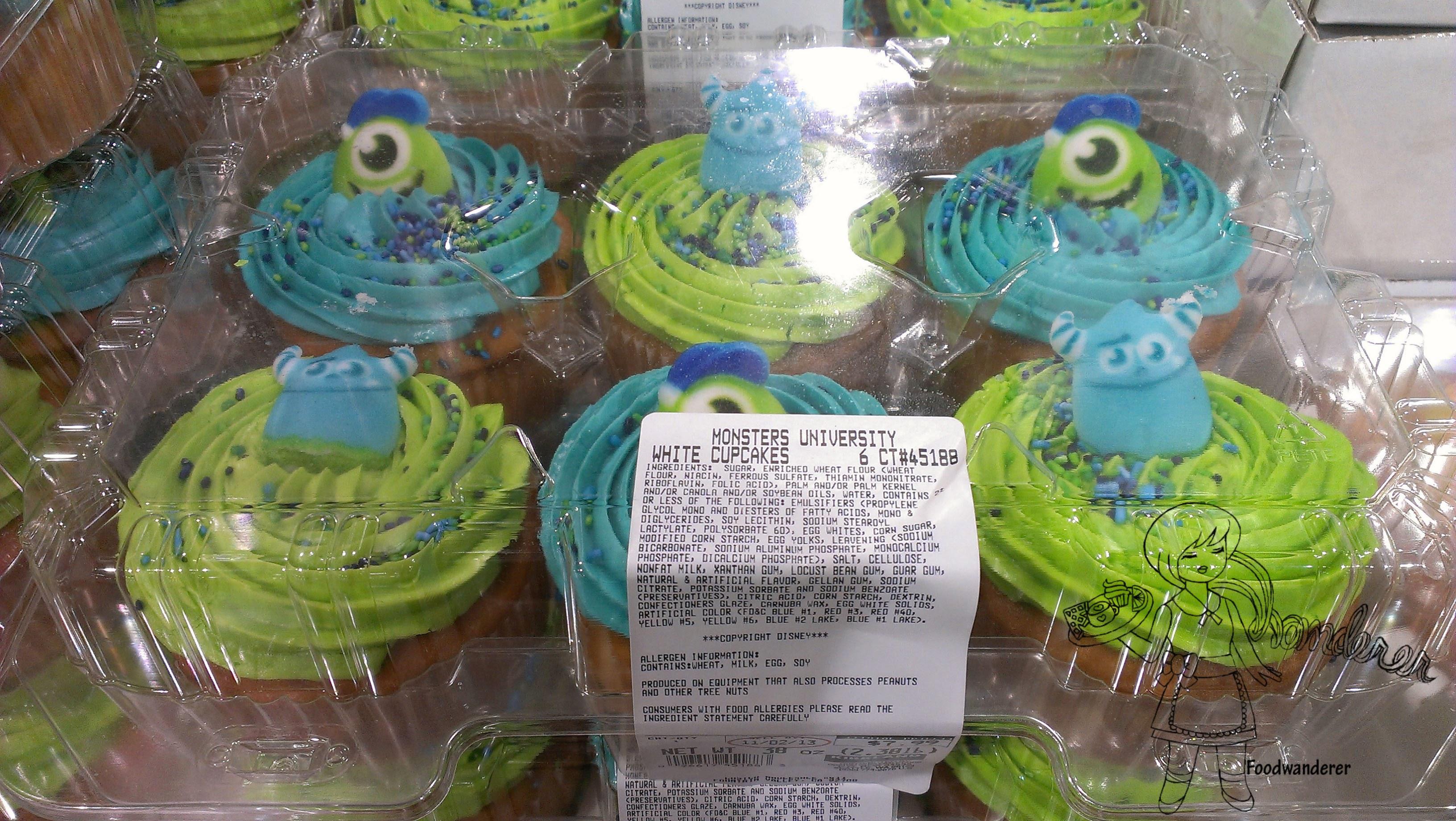 Costco Cupcake Birthday Cakes