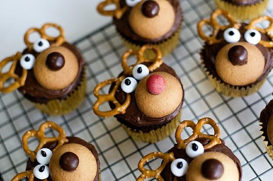 Cupcake Christmas Ideas..cute