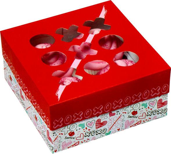 Cupcake Treat Boxes