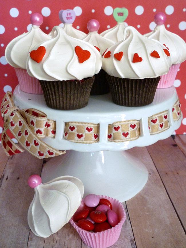 Cupcake Valentine's Day Box Ideas