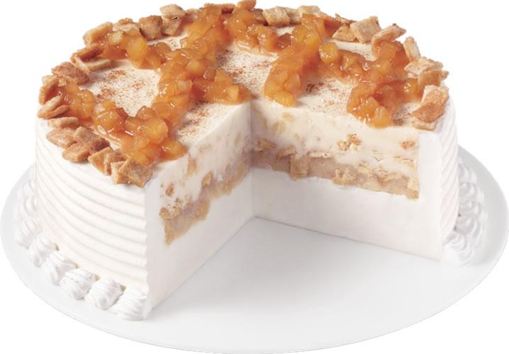 Dairy Queen Blizzard Ice Cream Cakes
