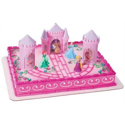 Disney Princess Castle Cake Publix