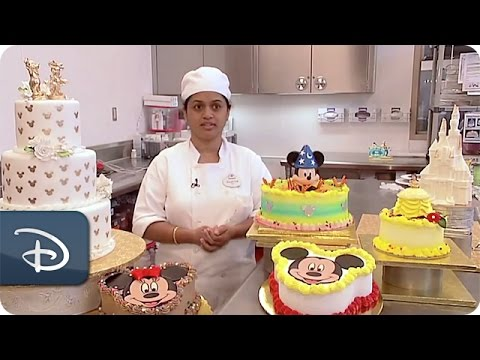 Disneyland Central Bakery Cakes