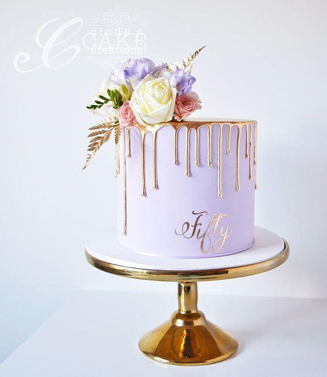 Elegant Birthday Cake Ideas
