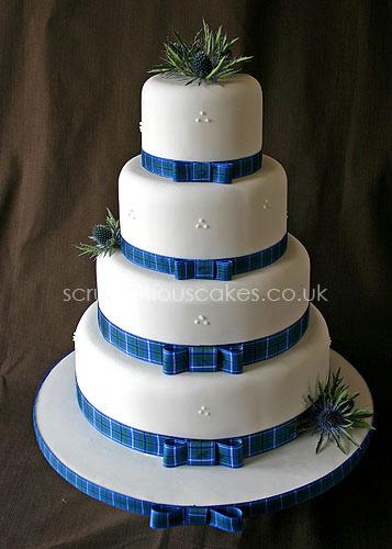 Farm Fresh Wedding Cakes