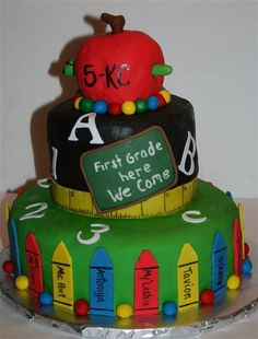 Graduation Cake Ideas for School Teachers