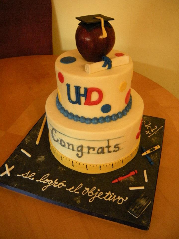 Graduation Cakes Houston