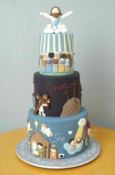 Jesus Easter Cake Ideas