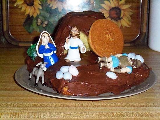 Jesus Resurrection Cakes