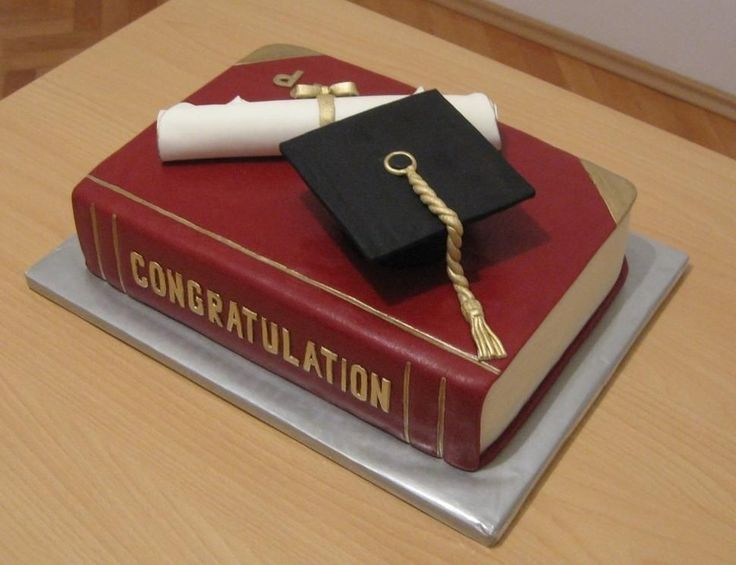 Law School Graduation Cake Ideas
