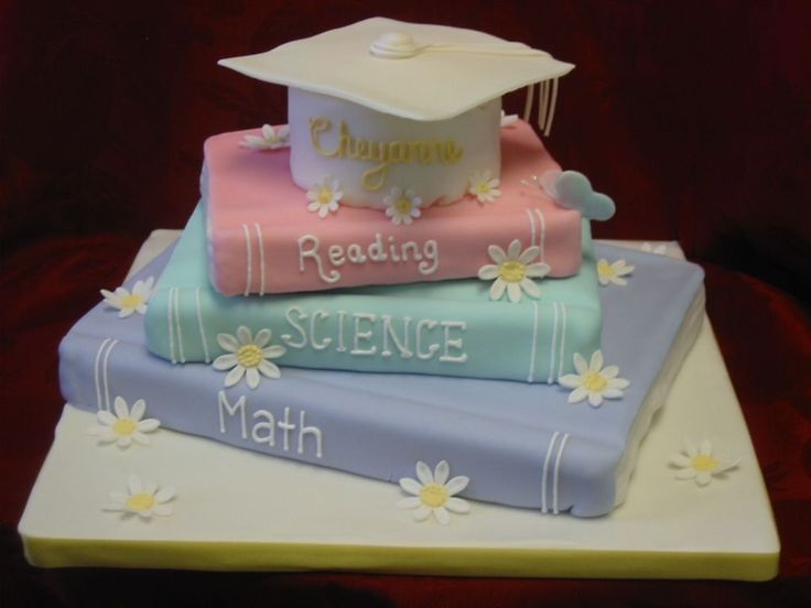 Middle School Graduation Cake Ideas