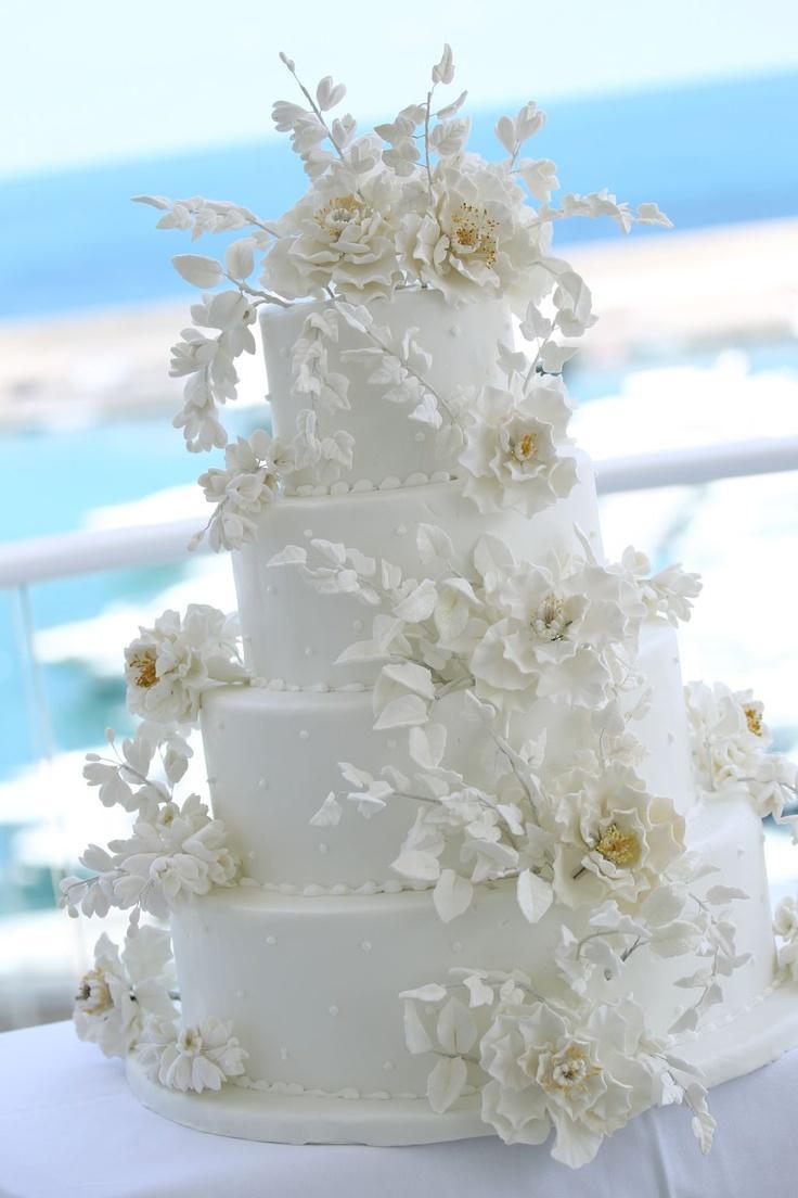 Most Beautiful Wedding Cakes