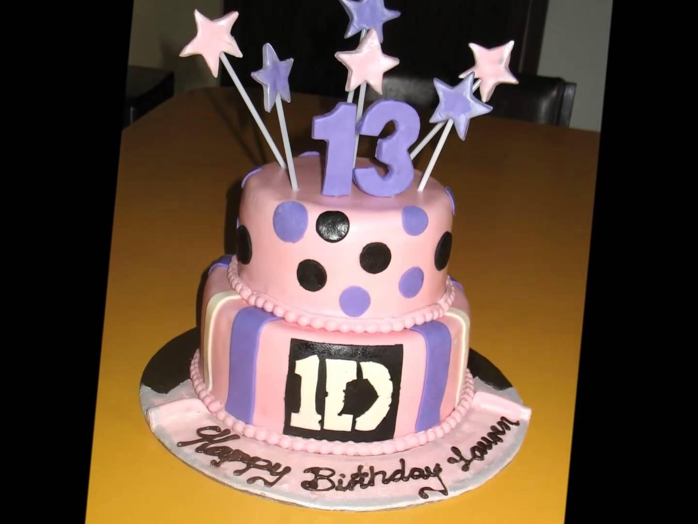One Direction Birthday Cake Idea