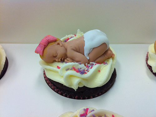 Realistic Baby Shower Cakes