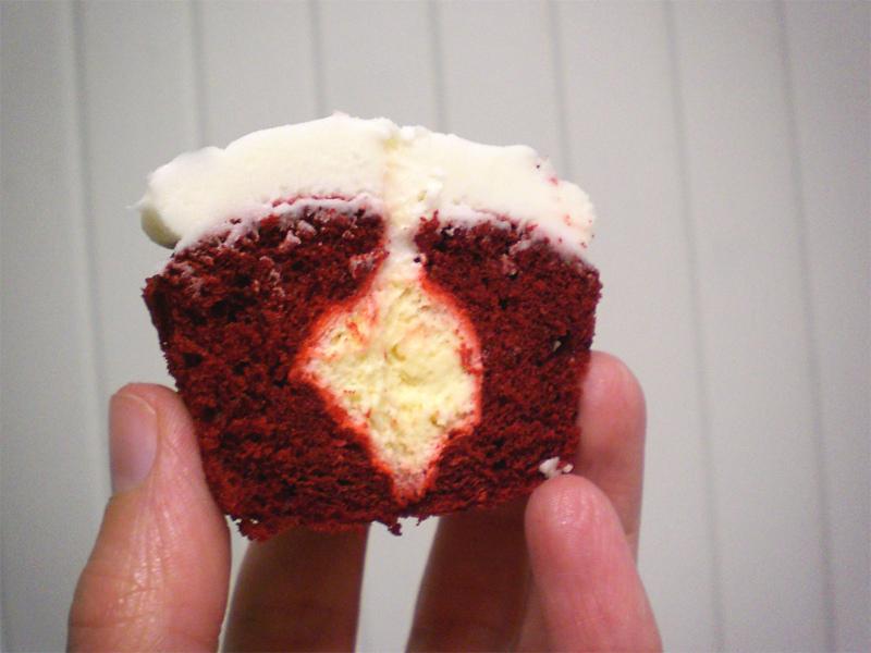 5 Photos of Easy Red Velvet Cheesecake Cupcakes
