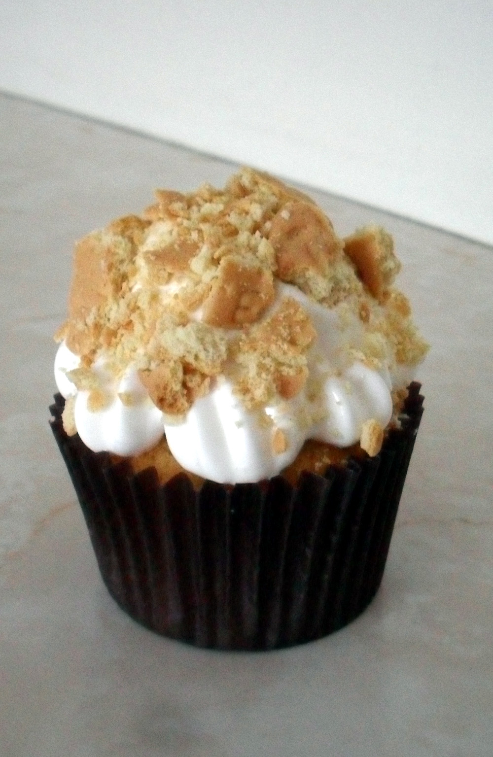 Sprinkles Cupcakes S'mores