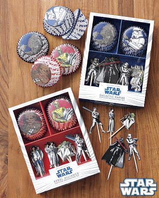 Star Wars Cupcake Decorating Kit