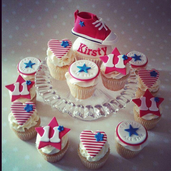 Teens Cupcake