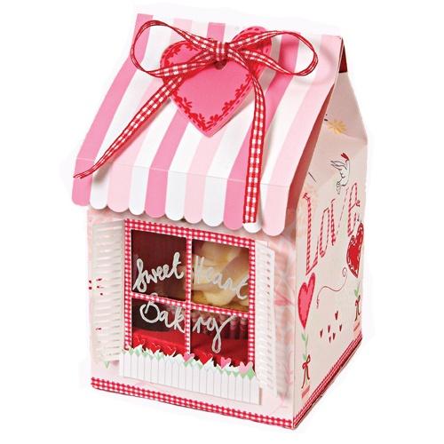 Valentine Sweet Treat Boxes