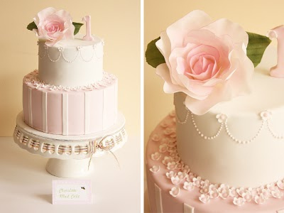 11 Photos of Vintage Themed Cakes For Girls