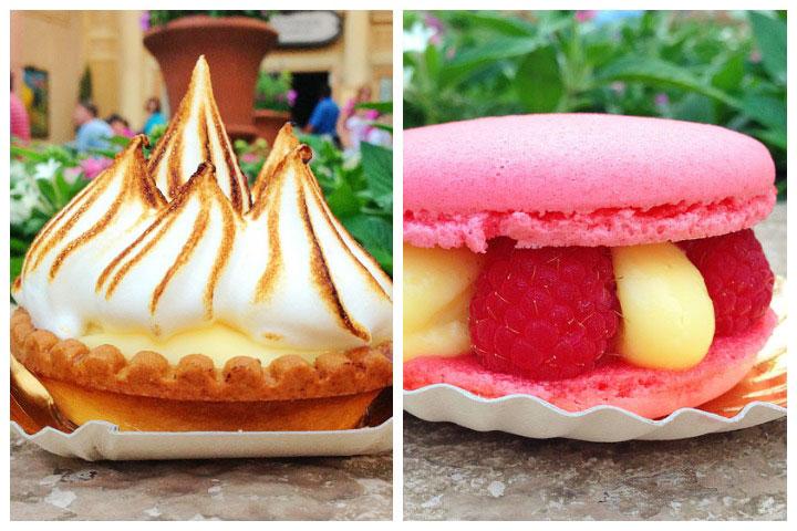 Walt Disney World Foods and Desserts