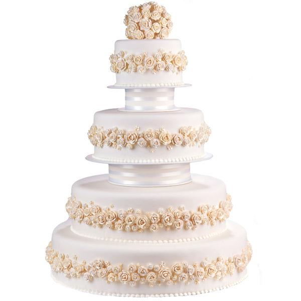 Wilton Tailored Tier Wedding Cake Stands