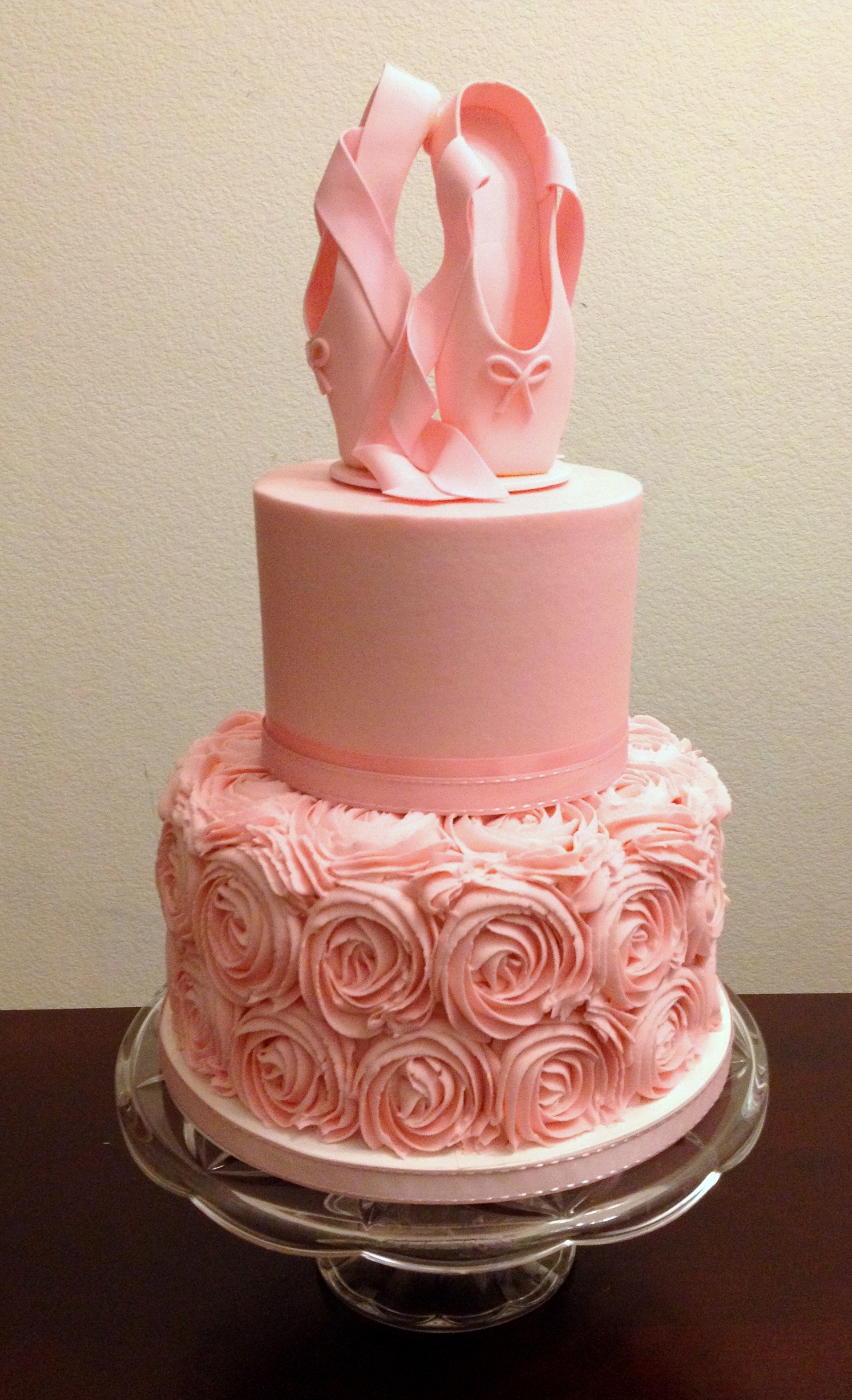 10 Photos of Ballerina Cakes In Buttercream