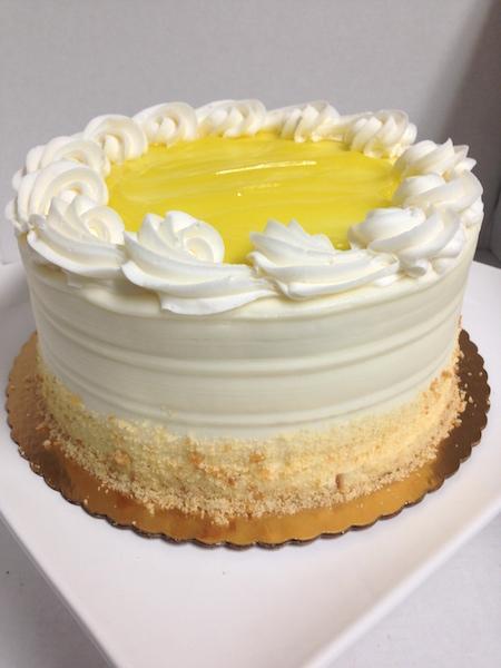 Beautiful Lemon Cake