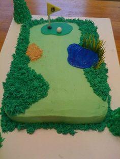 Birthday Cake Golf Course