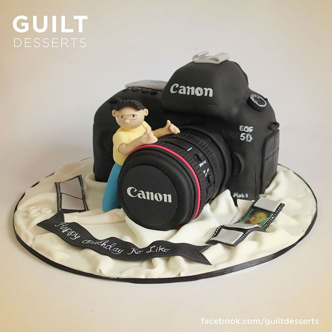 Outstanding 12 Camera Beautiful Cupcakes Ideas Photo Camera Birthday Cake Funny Birthday Cards Online Barepcheapnameinfo