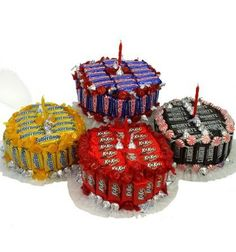 11 Photos of Candy Birthday Cakes For Delivery