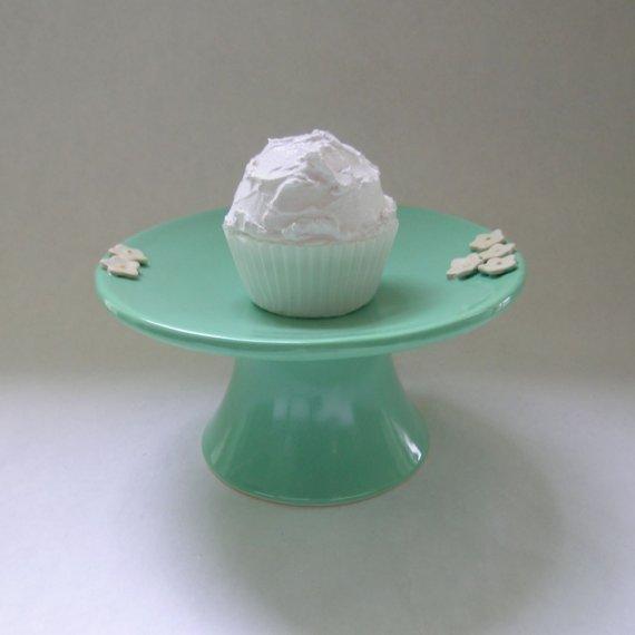 Ceramic Cupcake Stand