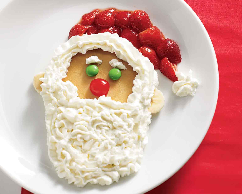 Christmas Pancake Ideas