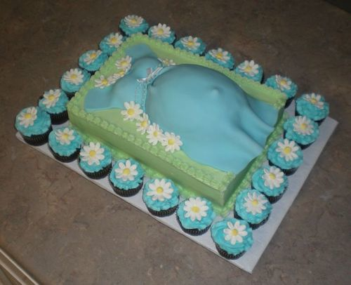 Costco Baby Shower Cakes