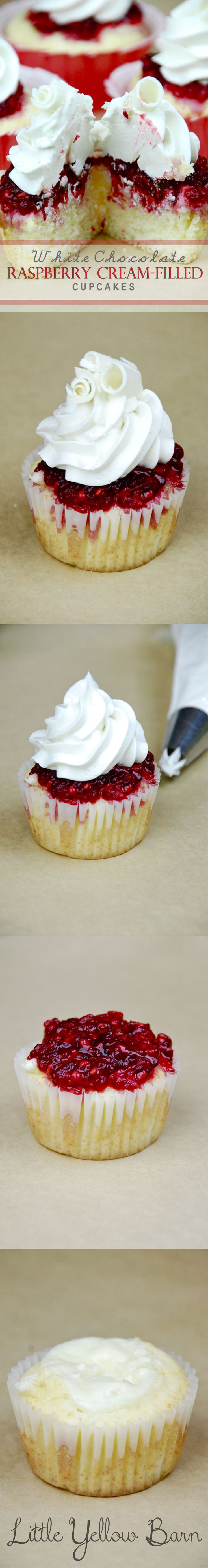 Cream Cheese Cupcake Filling