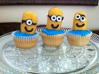 Cute Easy Birthday Cupcake Ideas